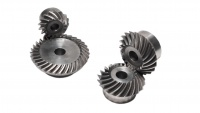 Helical Bevel Gears